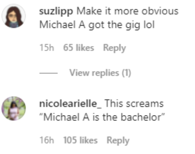 Fans think it's obvious Michael A will be the next lead