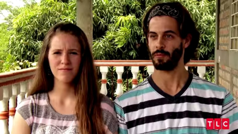 Jill and Derick in Central America.