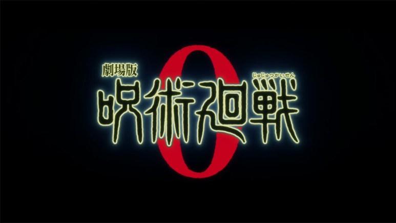 Jujutsu Kaisen 0 movie trailer