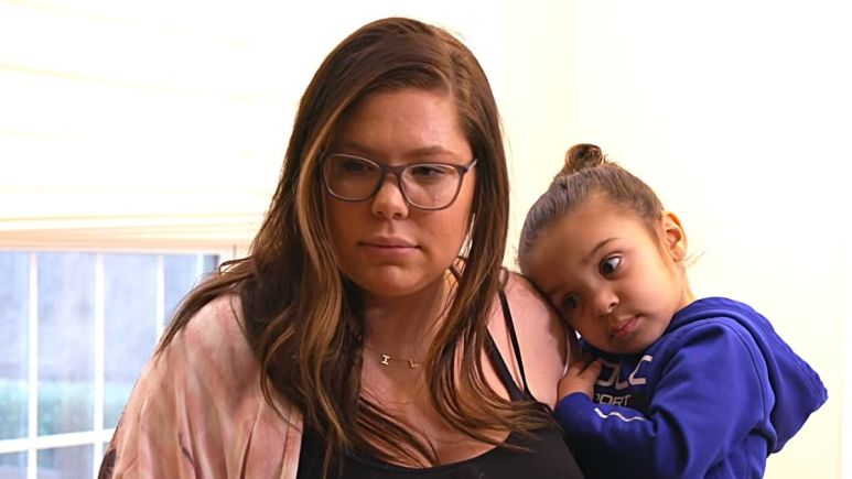 Kail and Lux Lowry of Teen Mom 2