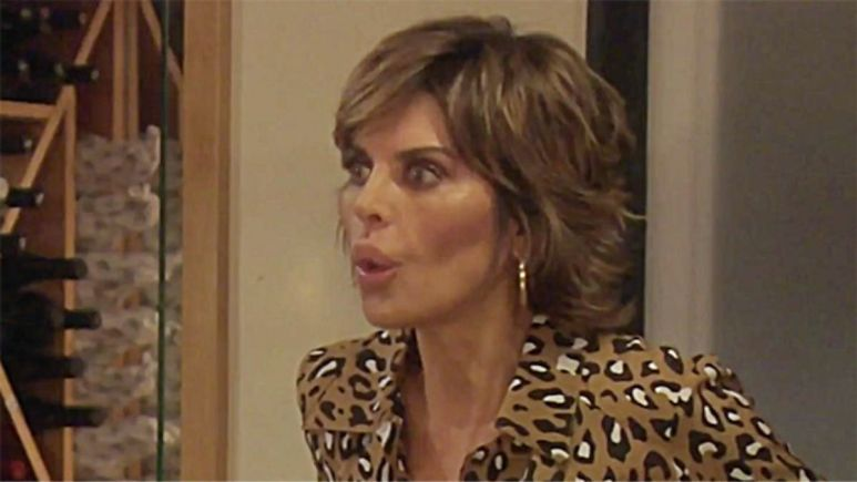 RHOBH star Lisa Rinna is spilling the tea on her Days of our Lives affair.