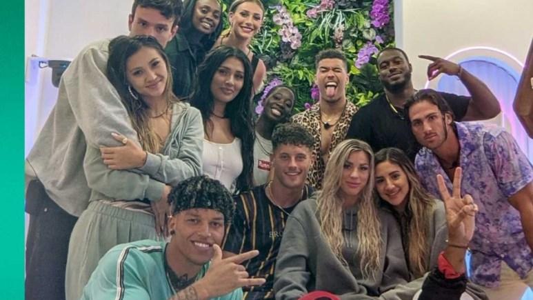 Love Island USA cast