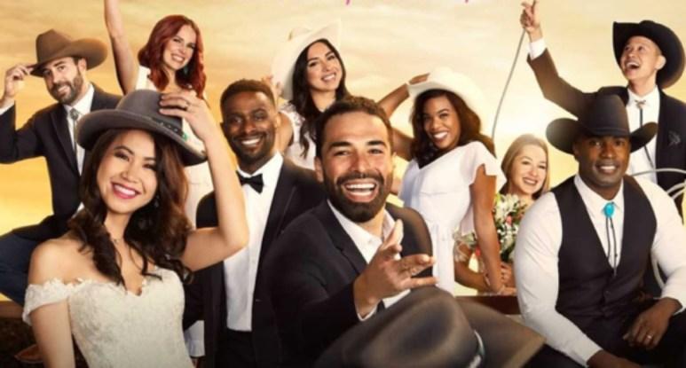 The MAFS Season 13 cast poses for promo picture