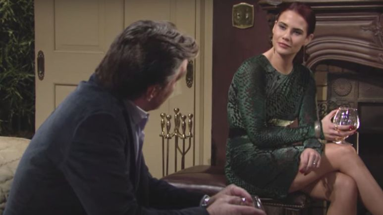 The Young and the Restless spoilers tease Sally gets burned.