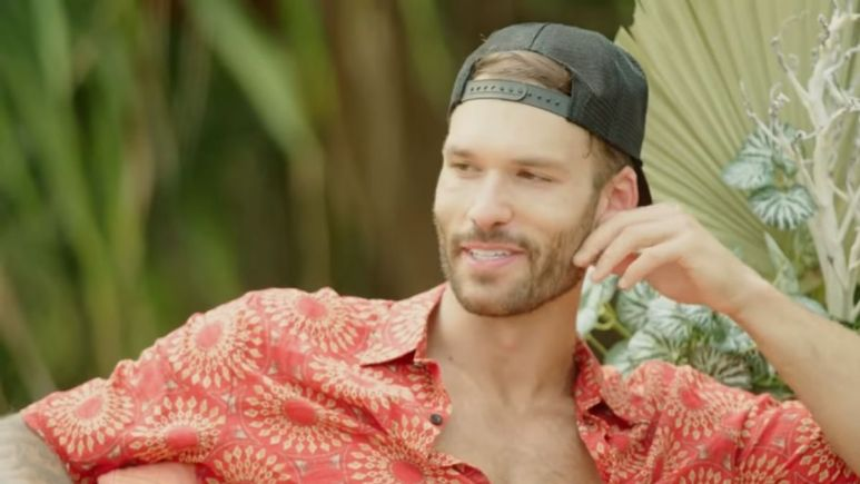 What happened to Slade on Love Island USA?