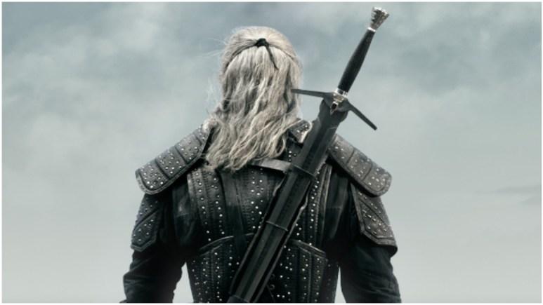 Henry Cavill stars as Geralt of Rivia, as seen in Netflix's The Witcher