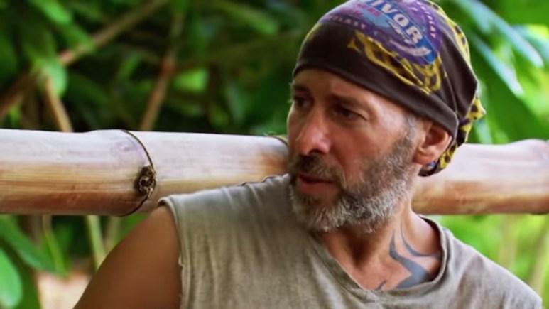 Tony Vlachos Survivor Cagayan