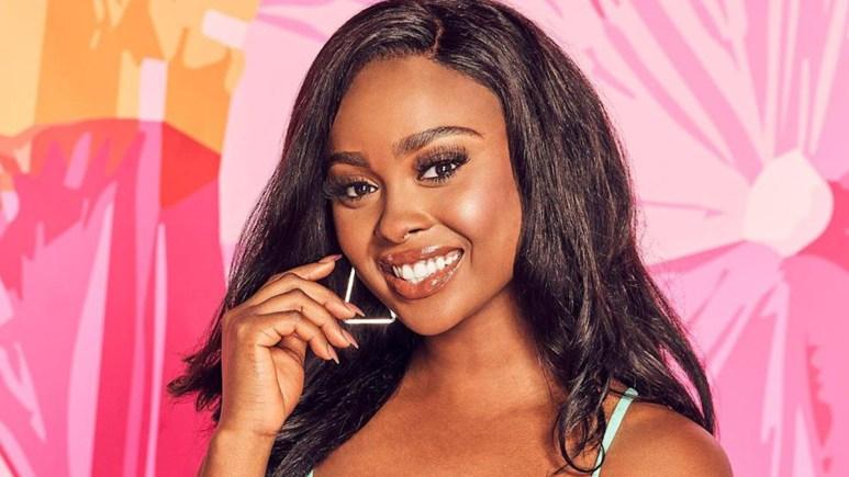 Trina Njoroge from Love Island