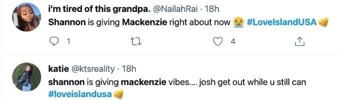 Twitter user tells Josh to run