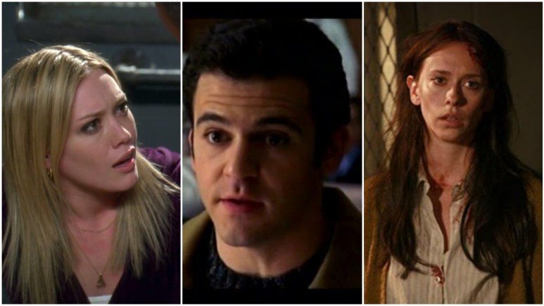 Law & Order Teen Guest stars
