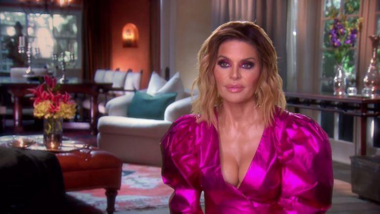 RHOBH star Lisa RInna is getting backlash for using Scott Disick and Amelia Hamlin as her storyline