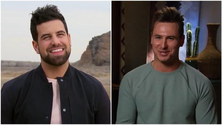 Blake Moynes and Brendan Scanzano on The Bachelorette