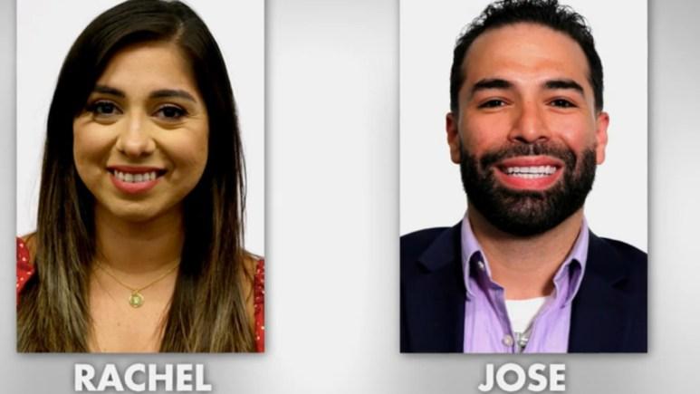 MAFS couple Rachel and Jose