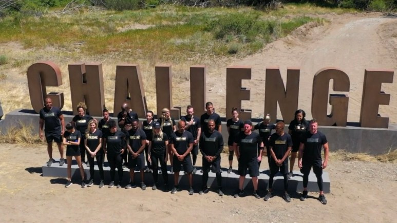 the challenge all stars season 1 cast members in episode 2