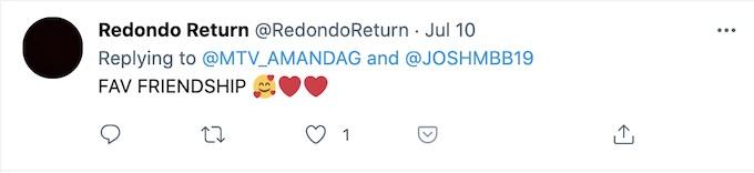 challenge fan comments on amanda garcia supporting josh martinez boxing
