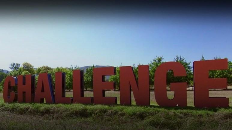 the challenge final reckoning logo
