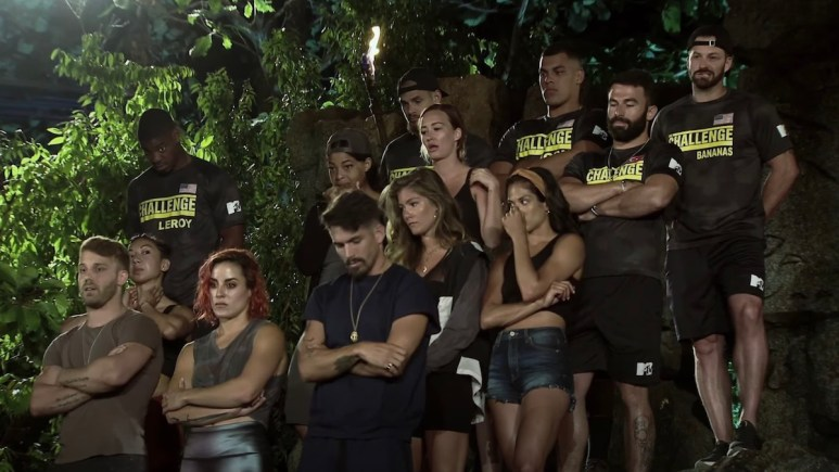 the challenge war of the worlds 2 cast members including paulie and cara