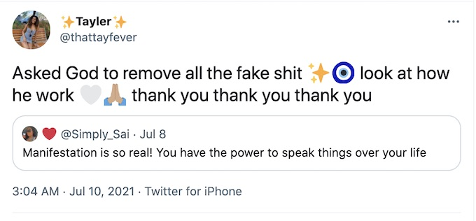 taylor jimenez tweets after nany gonzalez ig post