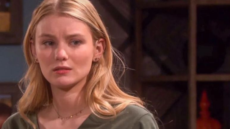 Days of our Lives spoilers reveal Allie learns about Chanel and Johnny.