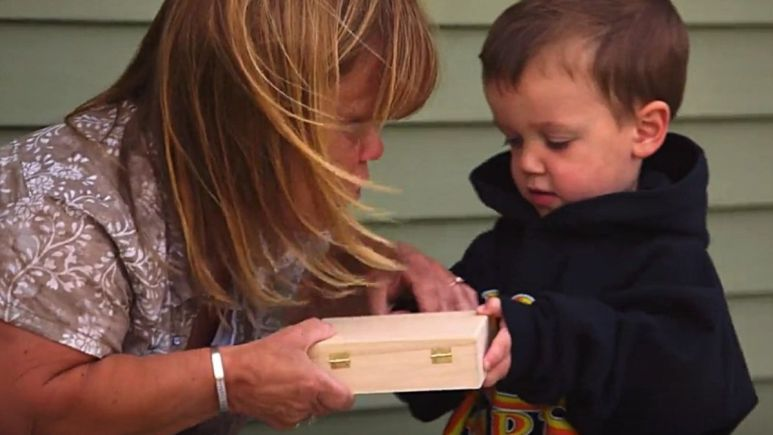 amy and jackson roloff of lpbw on tlc