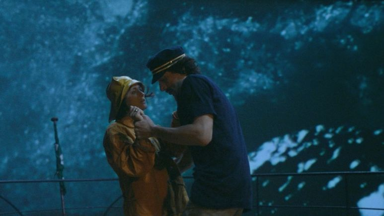 Production still from Annette