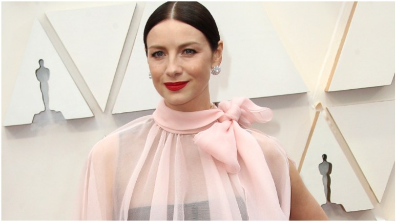 09 February 2020 - Hollywood, California - Caitriona Balfe. 92nd Annual Academy Awards presented by the Academy of Motion Picture Arts and Sciences held at Hollywood & Highland Center