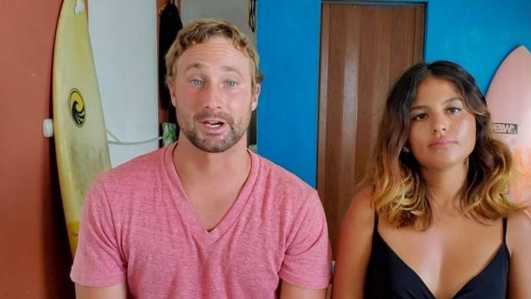 Corey and Evelin