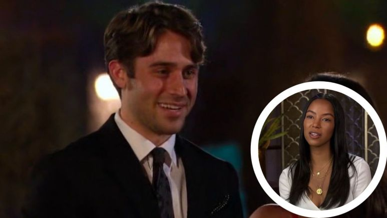 The Bachelorette's Greg Grippo has moved on from Katie Thurston.
