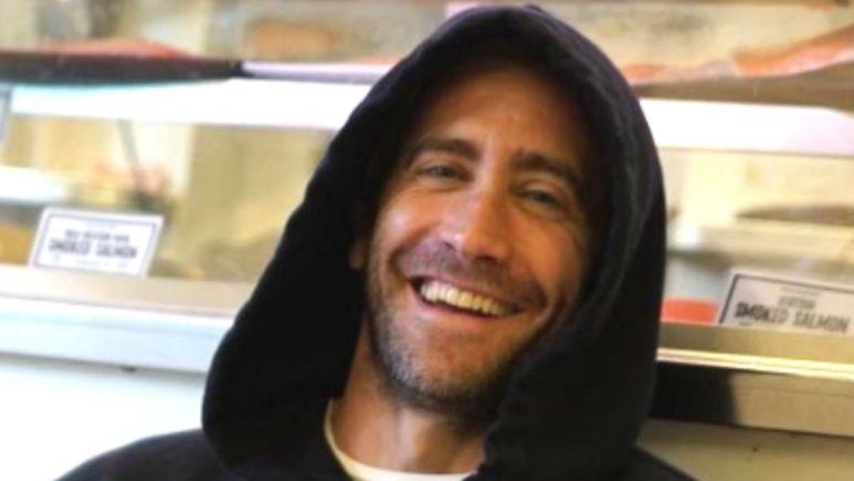 Image of Jake Gyllenhaal from his Instagram