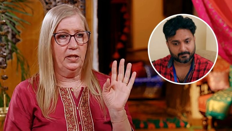 Jenny Slatten and Sumit Singh of 90 Day Fiance The Other Way