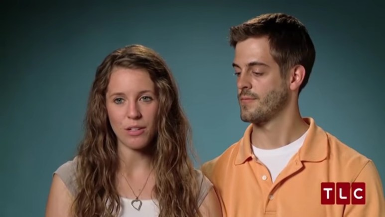Jill and Derick on 19 Kids and Counting.