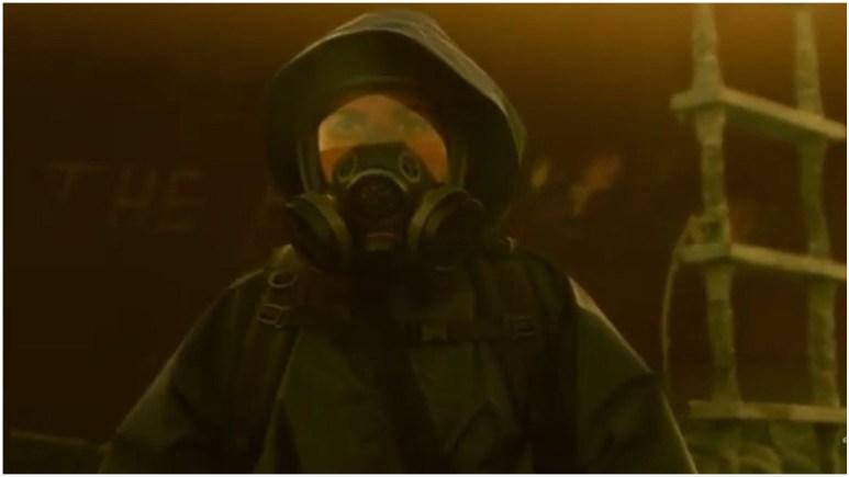 Karen David stars as Grace, as seen in Season 7 of AMC's Fear the Walking Dead
