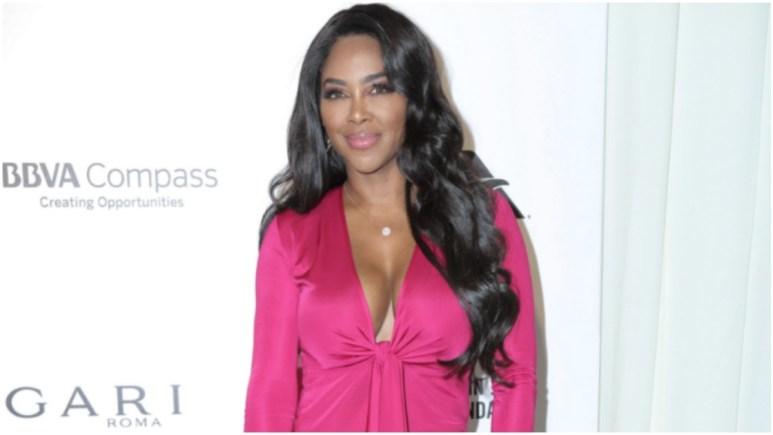 Kenya Moore from Real Housewives of Atlanta