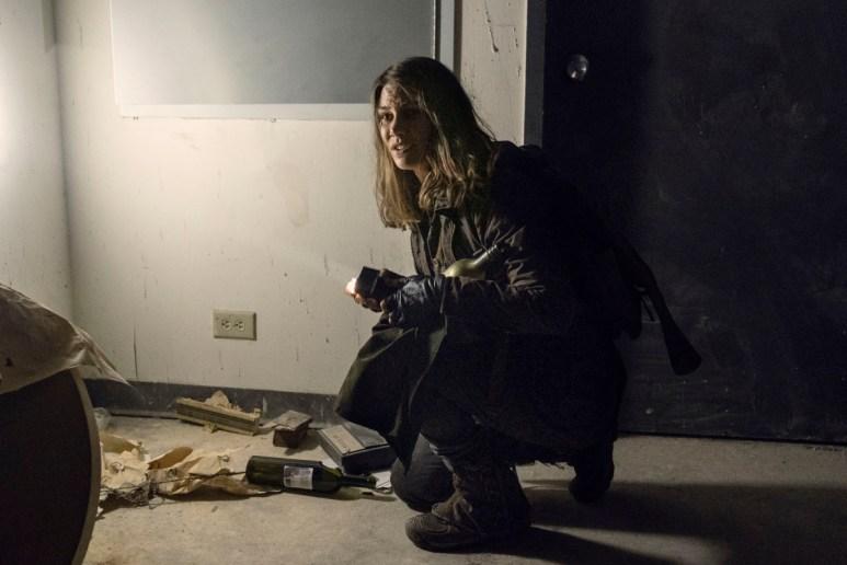 Lauren Cohan stars as Maggie, as seen in Episode 3 of AMC's The Walking Dead Season 11