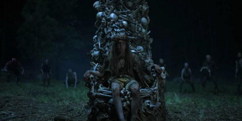 Ledger Fuller stars as Feral Jacob, as seen in Episode 6 of FX's American Horror Stories