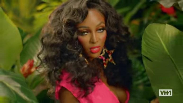 Amara La Negra on Love & Hip Hop: Miami.