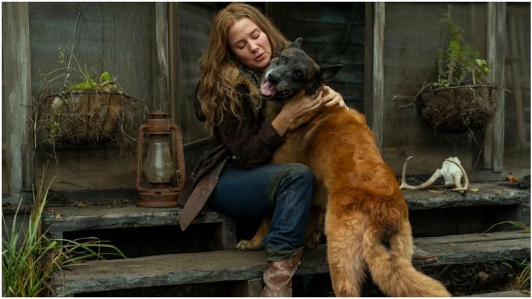 Lynn Collins stars as Leah, as seen in Episode 18 of AMC's The Walking Dead Season 11