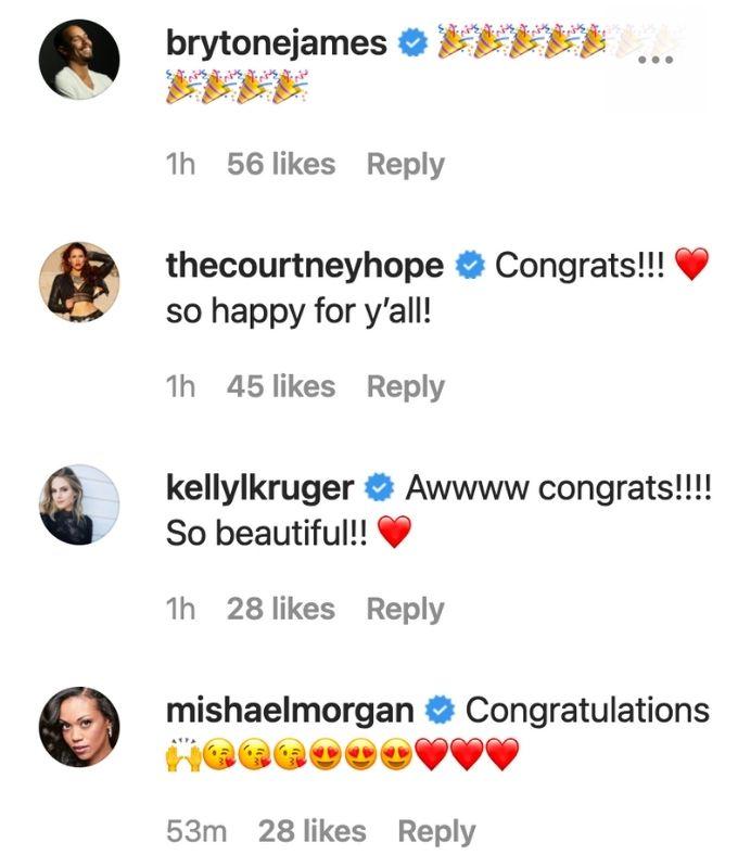 Y&R star Melissa Claire Egan welcomes son