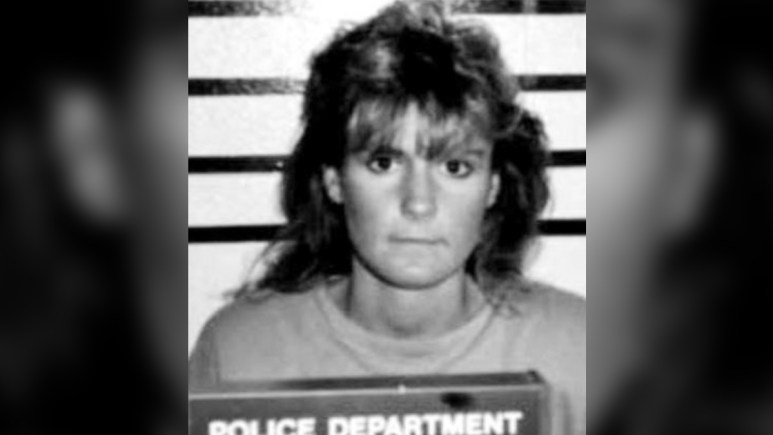 Mugshot of Pamela Smart