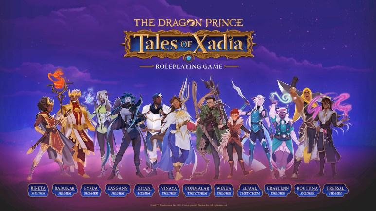 Tales of Xadia