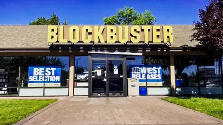 The Last Blockbuster on Netflix