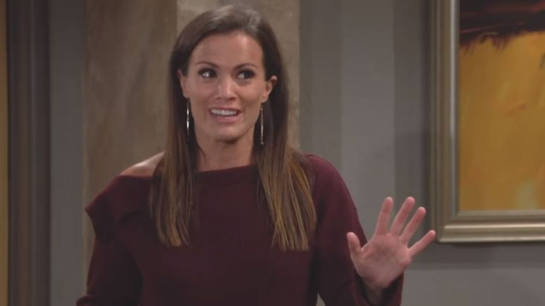 The Young and the Restless: Is Chelsea coming back?