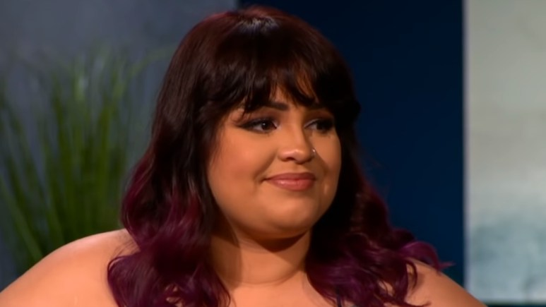 Tiffany Franco at the 90 Day Fiance: Happily Ever After Tell All