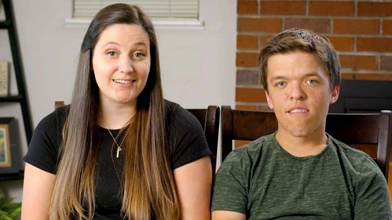 Tori and Zach Roloff of LPBW