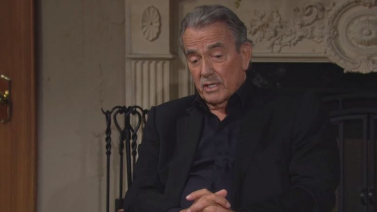 The Young an dthe Restless spoilers tease Victor has news about Ashland.