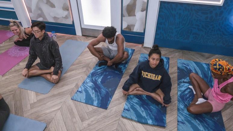 Big Brother Yoga