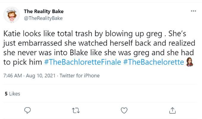One fan defends Greg Grippo on Twitter