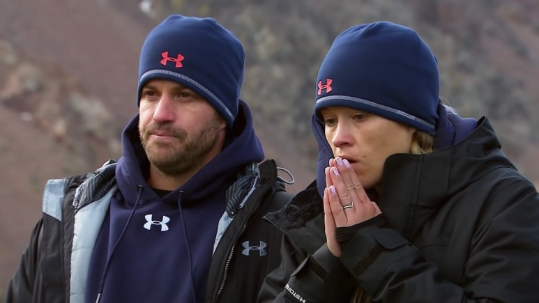 johnny bananas and sarah rice on the challenge rivals iii