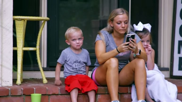 Teen Mom OG star Mackenzie McKee claps back at people posting clickbait about her