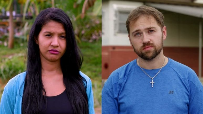 90 Day Fiance star Karine Martins issues apology to woman who after husband Paul Staehle lashed out at her
